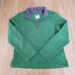 Old Navy Long Sleeve 1/4 Zip Up Sweater